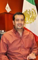 Mayor Javier Robles