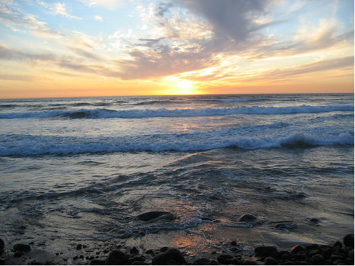 Rosarito Sunset
